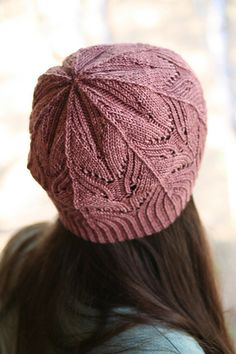 This hat was inspired by Star Anise which is one of my favorite spices. It's mild flavor is great for teas and cookies.
