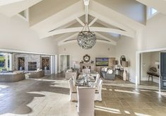 Napa Valley Farmhouse with Neutral Interiors - Flooring; This home also features radiant heat through-out the entire main floor. Tiles are tumbled French Limestone.