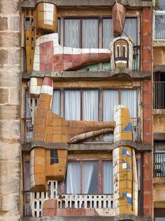 Fernand Pouillon à Alger. Photography Stephane Couturier.