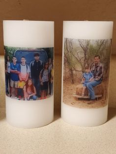 Photo Candles, Pillar Candles, Mugs, Tableware, Dinnerware, Tumblers, Tablewares, Mug, Dishes
