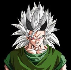 Xicor the legandary ssj Dbz, Goku, Dragon Ball Image, Wallpaper, Anime Art, Manga, Fictional Characters, Devil, Wattpad