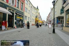 Waren / Müritz 14.06.2009 - Rundgang durch die Stadt