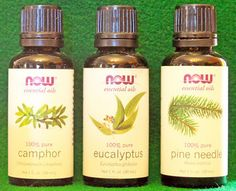 Congestion busting Chest rub  1/2 cup olive oil  2 tbsp beeswax (use more or less depending on your climate and preferences)  camphor essential oil - about 70 drops  rosemary essential oil - about 60 drops  pine essential oil - about 50 drops  (opt.) I do not use it because it is not suitable for very young children, but you can add a small amount of peppermint oil, if you like.  Containers to hold the finished balm (they need to be able to withstand hot oil).