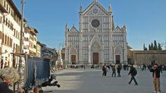 Santa Croce, Stendhal y sus vahídos. Arrebato en Florencia.