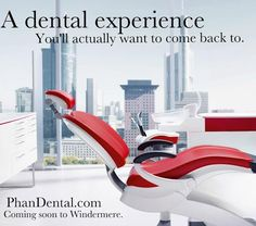 NOW TAKING appointments for our brand new #PhanDental location in #Windermere! We open this Tuesday June 2nd! #Yeg