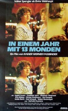 vie 29 de ago, 2014 - 6:00 to 8:00  Cine Club Internacional de los viernes, Ciclo: La Alemania de Fassbinder