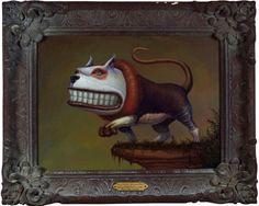 Paintings by Scott Musgrove