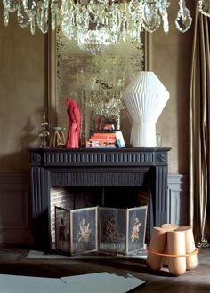 "Une maison normande au style ""barock'n roll"""
