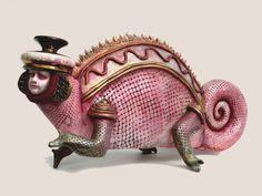 Odile Mandrette - Artiste plasticienne - Sculpture - Peinture - Odile Mandrette - Artiste plasticienne - Sculpture - Peinture : Sculptures grand format - Du plus grand