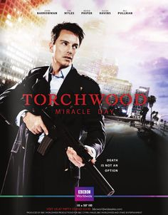 New Torchwood Miracle Day Poster | SFX
