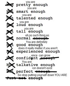 """Take Out The Word """"Not"""" From Your Vocab 