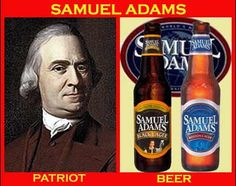 DRINK OF THE DAY: Anything by Samuel Adams