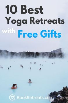 A free yoga retreat sounds like a dream right Here at we love free stuff so much weve compiled a list of the top five yoga retreats that give you something for free just. Yoga Sequences, Yoga Poses, Silk Yoga, Best Yoga Retreats, Free Yoga, Spiritual Inspiration, Yoga Inspiration, Love Is Free, Free Things