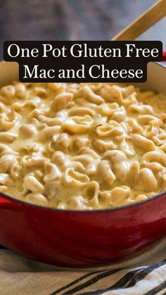 Gf Recipes, Dairy Free Recipes, Cooking Recipes, Healthy Recipes, Easy Food Recipes, Chicken Recipes, Recipies, Gluten Free Pasta, Gluten Free Baking