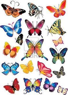 butterflies;)