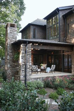 Via: Dresser Homes; Architect: David C. Fowler and Associates