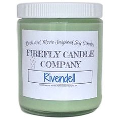 Rivendell Soy Candle- Lord of the Rings 8oz * Remarkable product available now. : Handmade Gifts