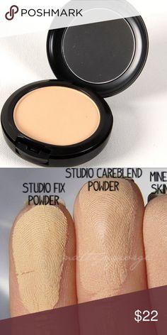 MAC C3 Studio Fix Powder Authentic MAC C3 studio fix powder. New. No box. MAC Cosmetics Makeup Foundation