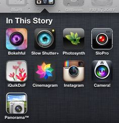 Free photo apps that enhance your iPhone's camera