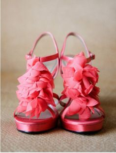 cherry blossom heels- gotta have these!