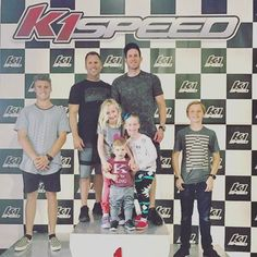 A little #kart #racing with the fam bam.. OMG look how #BIG #Brayden is getting!! Time flies folks...enjoy every #moment and live life to it fullest :) life is too short to be anything but #happy.. have a great night!!!!! T