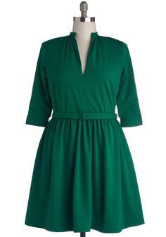 #50 4X $60 Talk Show Talent Dress | Mod Retro Vintage Dresses | ModCloth.com