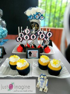 adorable star wars party inspiration
