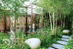 The Hartley Botanic Garden - RHS Chelsea Flower Show 2016 - Designed by Catherine MacDonald