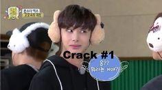 MONSTA X CRACK #1|| Hyungwon the living meme
