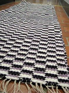 Rag Rugs, Woven Rug, Scandinavian Style, Carpets, Animal Print Rug, Pattern Design, Weaving, Textiles, Clothes