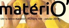 O! la lettre matériO n°109 Company Logo