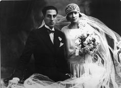 Avis, Ricardo i Carme. No date given, but I'd guess late 20s, possibly early 30s.