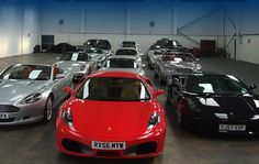 Kensington Prestige Car Rental has wide range of Prestige Cars to rent.