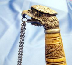 Civil War Eagle officer's sword for Militia Infantry - 15 Stars