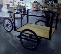 Koostik Builds a Coffee Cart!