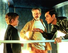 <3<3 A.I.: Artificial Intelligence by Steven Spielberg, 2001 (Jude Law, Haley Joel Osment)