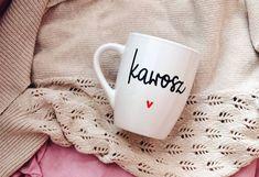 instagram: @jeszczelepiej   #coffeelover Mugs, Tableware, Handmade, Instagram, Dinnerware, Cups, Dishes, Craft, Mug