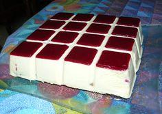 Entremet chocolat blanc framboises