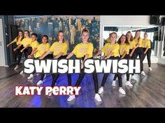 Swish Swish - Katy Perry - Easy Kids Dance - Choreography - Baile - Coreografia - YouTube