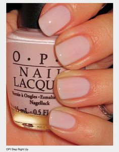 Hunting for the best nude nail polish? My HUGE list of the best nude nail polish color inspiration. Check out these perfect nude nails! by lorene Bubbles In Nail Polish, Opi Nail Polish Colors, Opi Polish, Opi Nails, Nude Nails, Opi Colors, Toe Nail Polish, Shellac Toes, Sheer Nail Polish