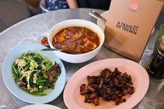 Tek Sen Restaurant, George Town. Penang Malaysia