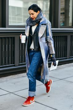 Tommy Ton Shoots the Best Street Style at the Fall