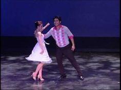 Arjay Centeno & Melissa Rutz West Coast Swing
