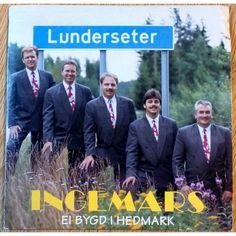 Ingemars: Ei bygd i Hedmark (CD)