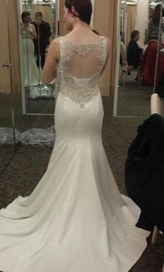 Galina SWG685   650 Size  2   Used Wedding Dresses   Wedding     Other Galina 4  buy this dress for a fraction of the salon price on  PreOwnedWeddingDresses com