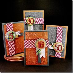 Britt Bass | Milestone Card Set | Heartstring Designs January Kit: Vintage Wonder