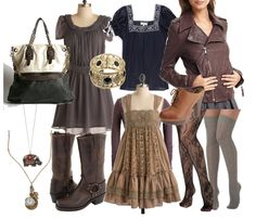 Wardrobe ideas from Pretty Little Liars: Aria style (minus the immodest items) Love this style though!