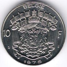 Belgium 10 Franken 1974 - Dutch Legend Veiling in de België,Europa (niet of voor €),Munten,Munten & Banknota's Categorie op eBid België