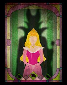 Disney Fanart - Aurora and Maleficent Art Disney, Disney Girls, Disney Love, Disney Magic, Disney Stuff, Aurora Disney, Disney Crafts, Disney Halloween, Halloween 2020