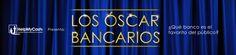 www.segurchollo.com  Y el Óscar al mejor banco de España es para…